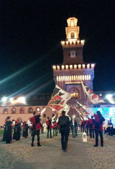 Castello Sforzesco !!!